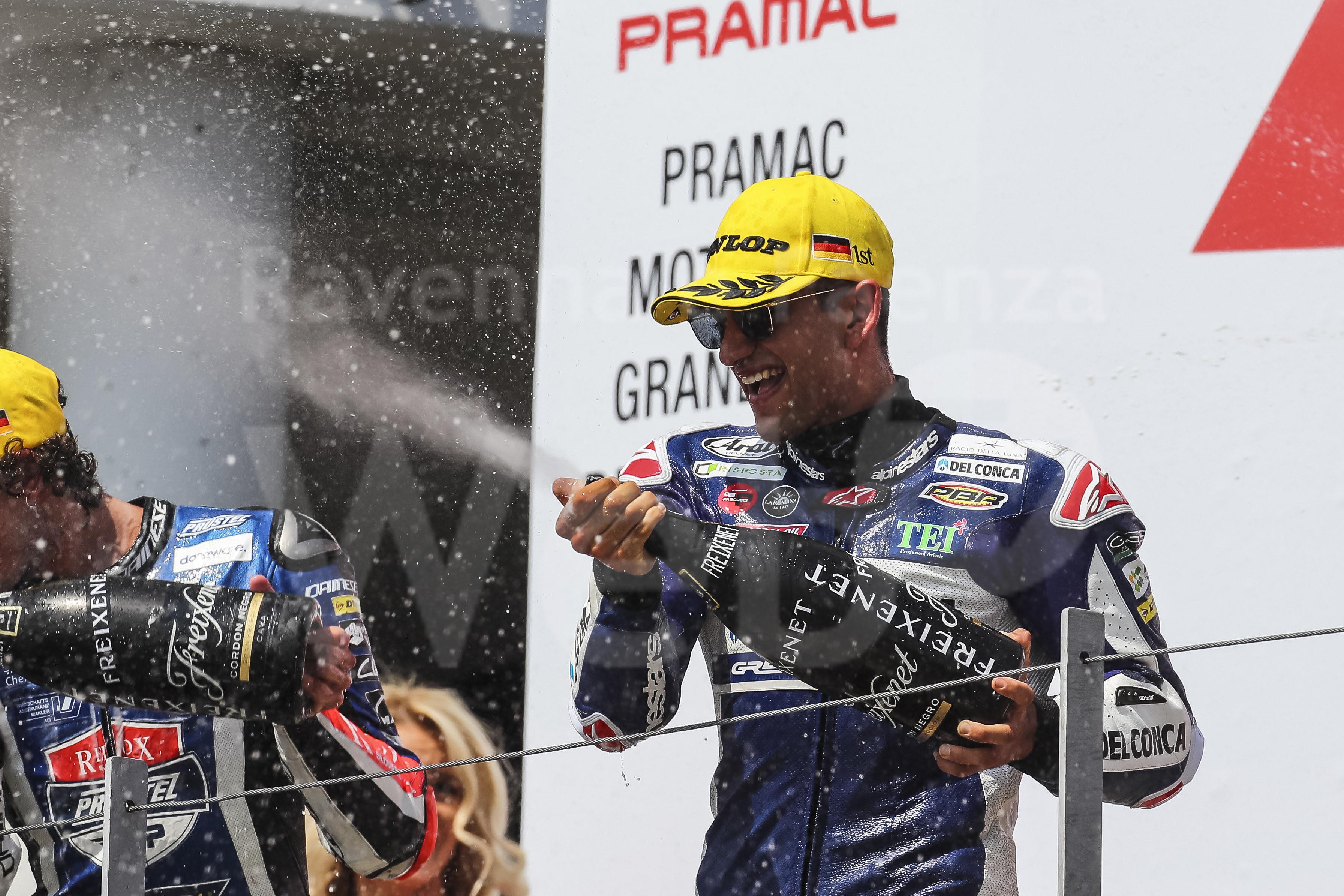 Moto3: al Sachsenring Jorge Martin centra la quinta vittoria stagionale