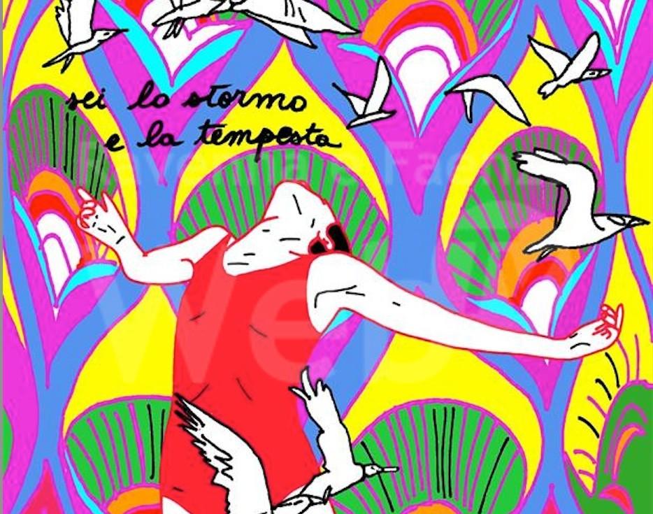 Cinema E Street Art Per Raccontare Le Donne In Occasione Dell8