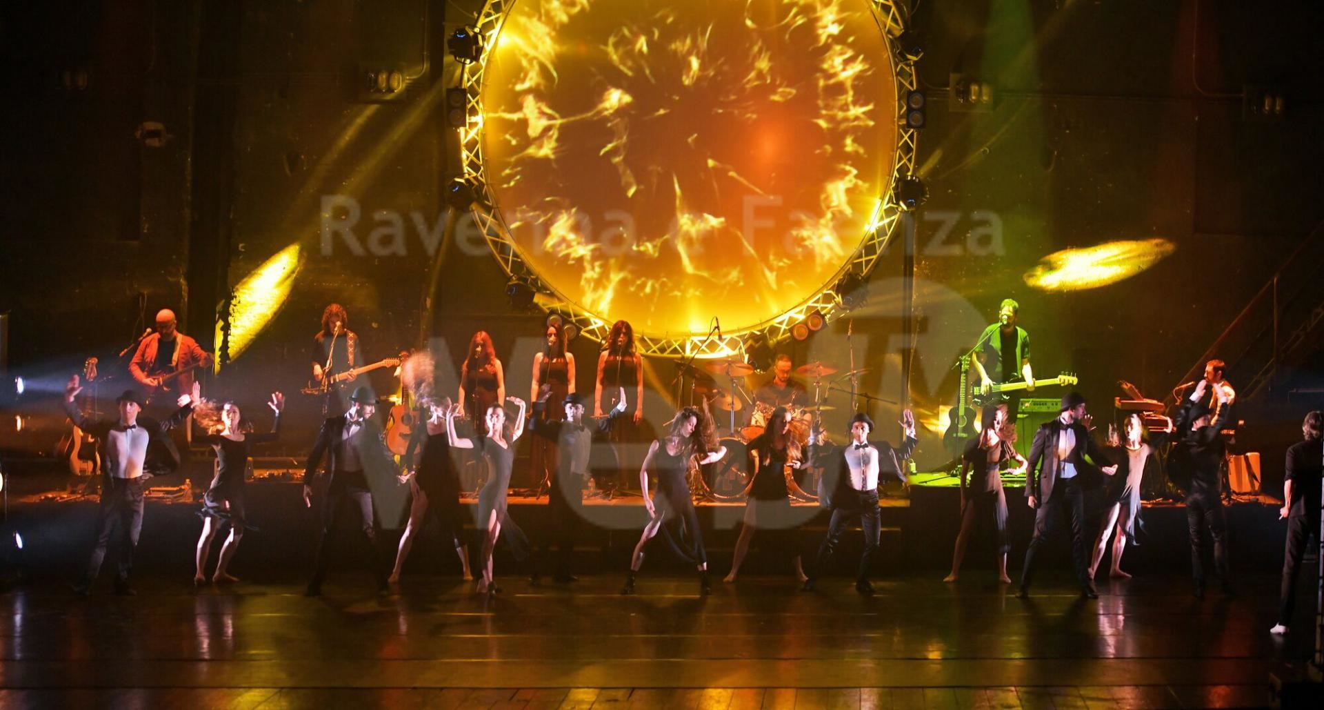 L'omaggio di Micha Van Hoecke ai Pink Floyd al Ravenna festival