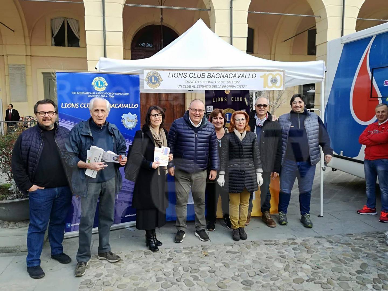 Bagnacavallo: Giornata del diabete, domenica 17 prova gratuita della glicemia con il Lions Club - Ravennawebtv.it