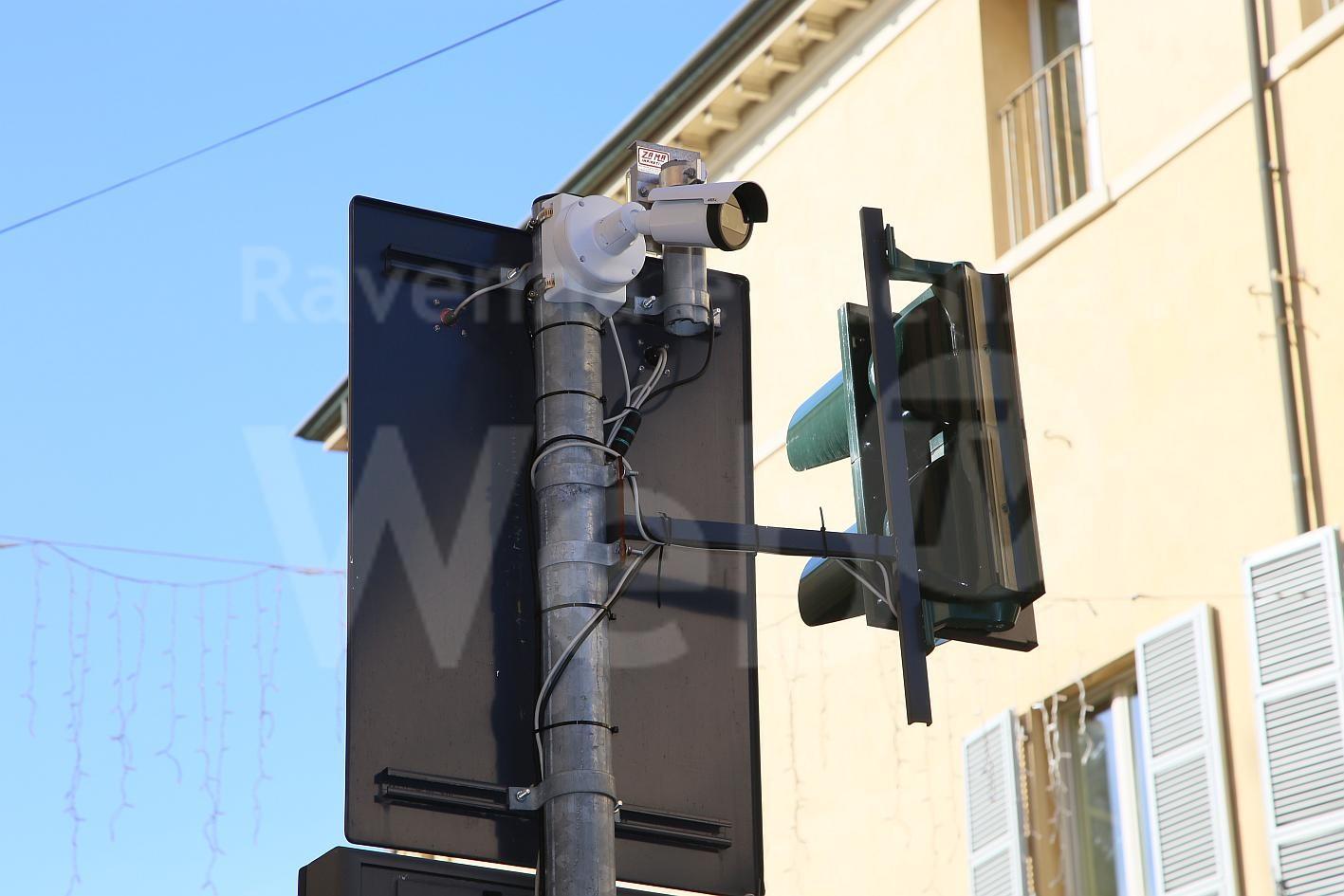 Bagnacavallo: Sicurezza, installate nuove telecamere di videosorveglianza - Ravennawebtv.it