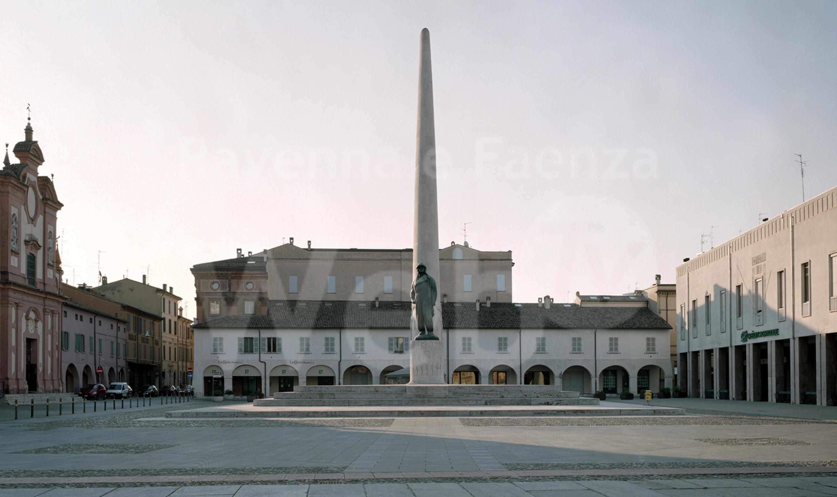 Venti Piazze D Italia Ritratte Durante Il Lockdown Coinvolta Anche Quella Di Lugo Ravenna Web Tv