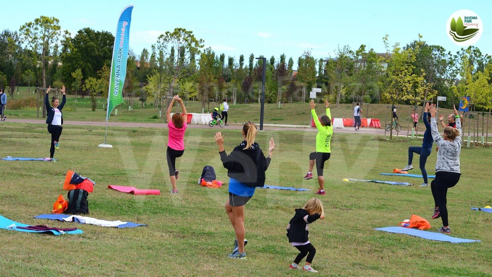 Ravenna Park Training, una prima stagione tutta da ricordare - Ravenna Web  Tv